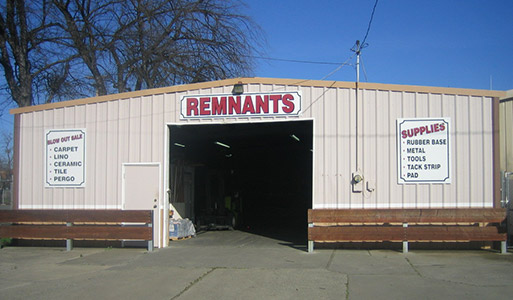 The Carpet Man of Clearlake CA. Carpet remnants in-stock and on sale now.